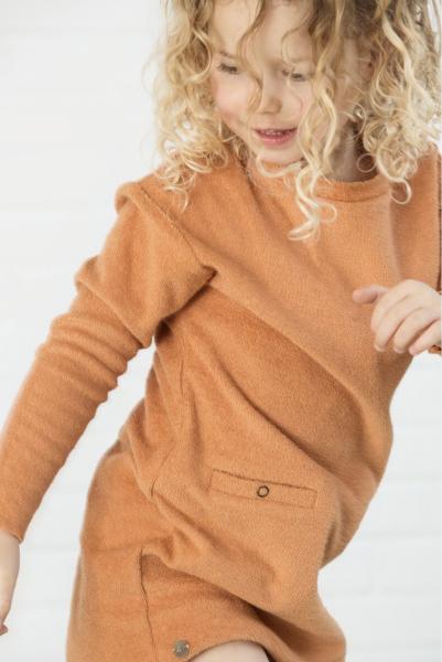 Bilde av kjole lena copper