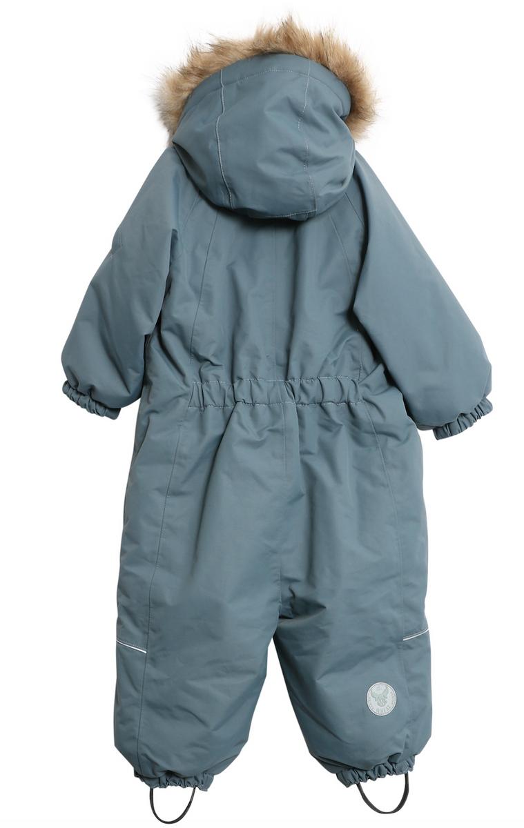 Vinterdress nickie soft blue mirage