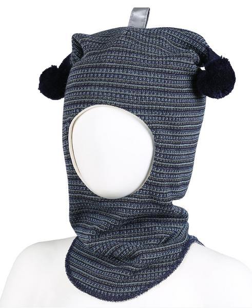Bilde av balaklava ull stripe