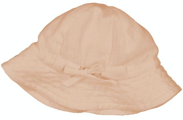 Bilde av Solhatt alba muslin rose sand