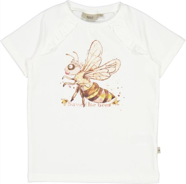 Bilde av T-skjorte Bee ivory