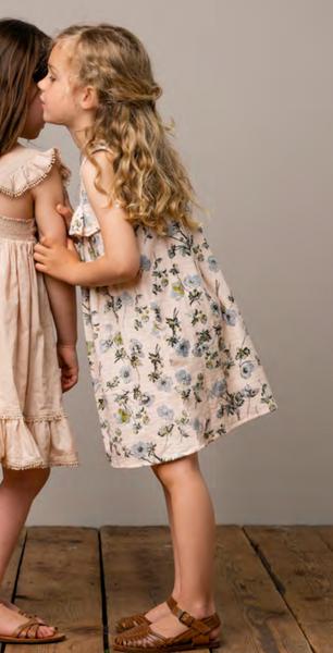 Bilde av kjole drine muslin