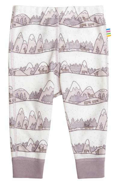 Bilde av leggings ull/bambus fjell