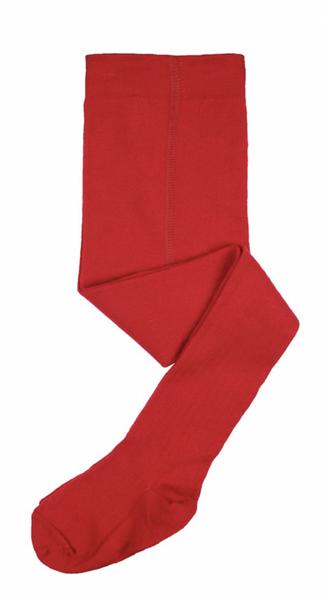 Bilde av Ullstrømpebukse rød