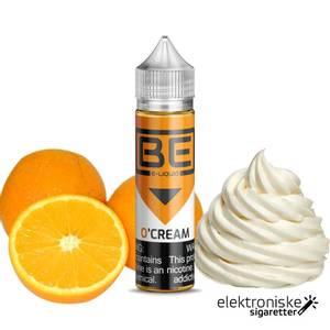 Bilde av O'Cream 60 ml - BE-liquid