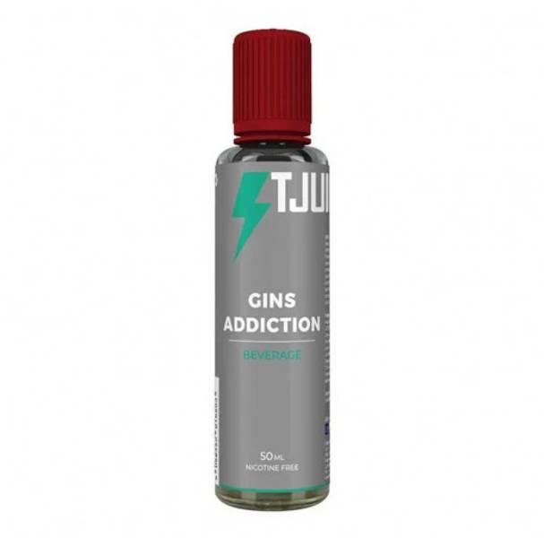 T-juice Gins Addiction E-juice 50ml