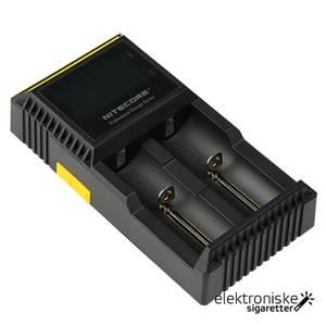 Bilde av Batterilader Nitecore D2