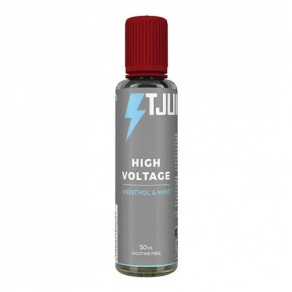 T-juice High Voltage E-juice 50ml