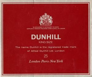 Bilde av Dunhill 0mg
