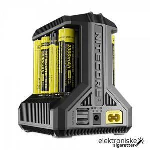 Bilde av Batterilader Nitecore i8