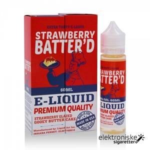 Bilde av Batter'd - Strawberry 60 ml