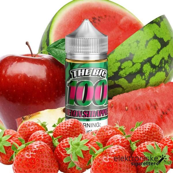 Melon Strapple - The Big 100 e-juice 100 ml