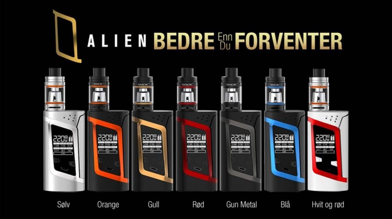 Smok Alien kit 220 watt