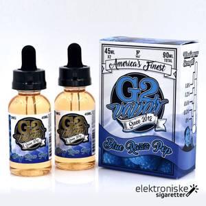 Bilde av G2 - Blue Raz Pop 100 ml