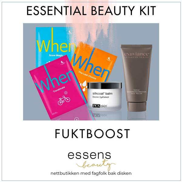 Essential Beauty Kit - Fuktboost