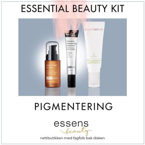 Essential Beauty Kit - Pigmentering