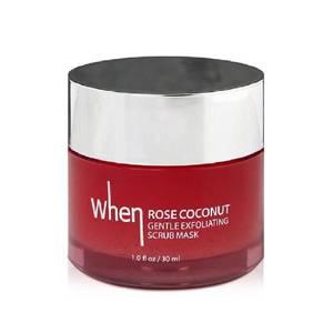 Bilde av Rose Coconut Gentle Exfoliating Scrub Mask 30ml