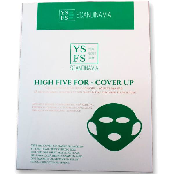 HIGH FIVE FOR - COVER UP/MULTI MASK GREEN