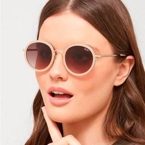 Bilde av Firefly Round Sunglasses - White