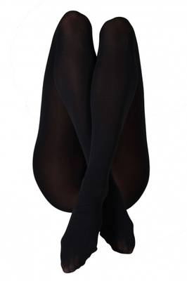 Swedish Stockings Lia 100 denier Black