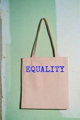 EQUALITY TOTE BAG HORISONTAL