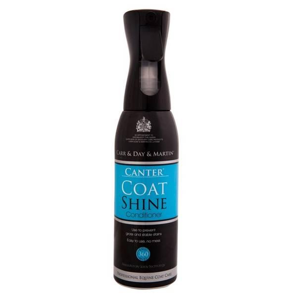 Bilde av CDM Canter coat shine conditioner equimist 600 ML