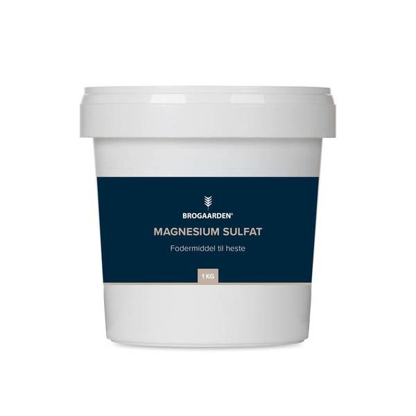 Bilde av Brogaarden Magnesium sulfat 1 Kg
