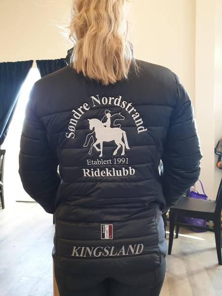 Bilde av Klubbjakke fra Kingsland