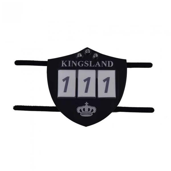 Bilde av Kingsland ilar ekvipasjenummer for hodelag