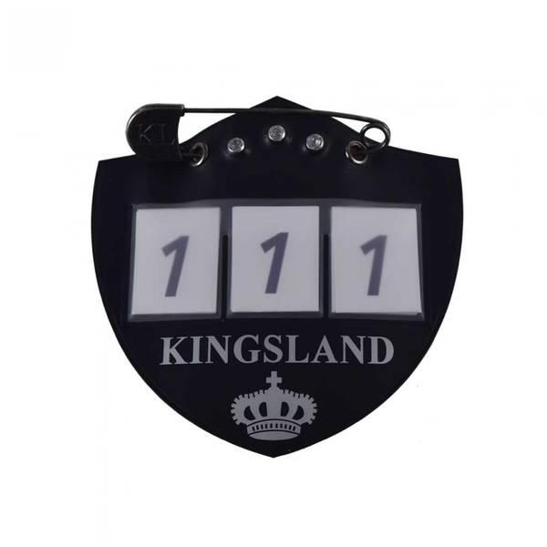Bilde av Kingsland iban ekvipasjenummer for sjabrakk