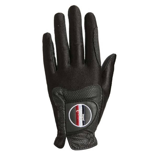 Bilde av Kingsland Classic riding gloves unisex black