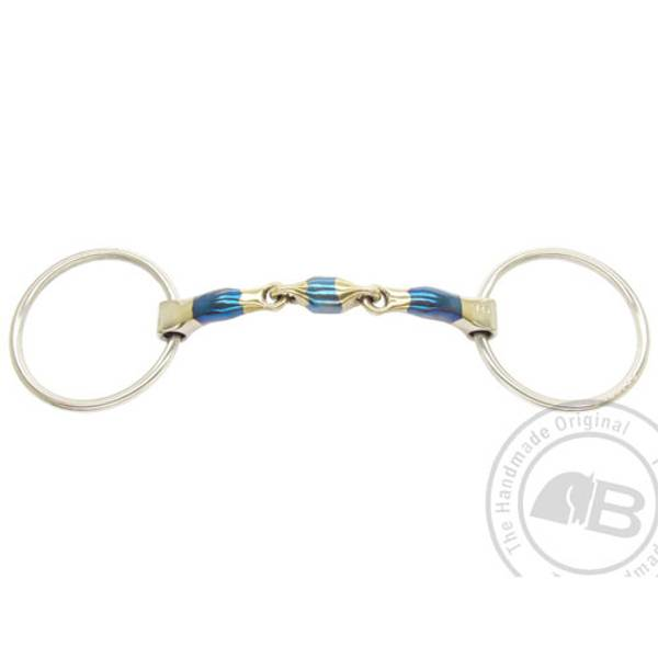 Bilde av Bombers Loose ring Elliptical lock up 12mm