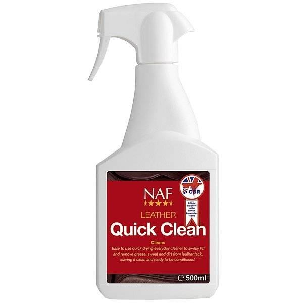 Bilde av NAF Leather quick clean 500ml