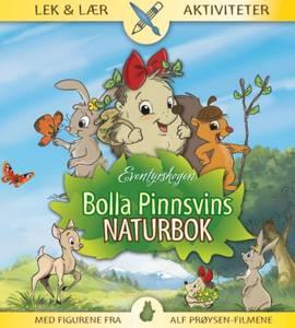 Bilde av Bolla Pinnsvins naturbok