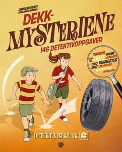 Bilde av Dekk-mysteriene