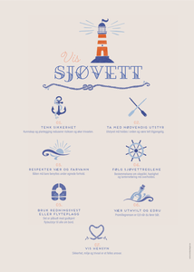 Bilde av Sjøvett
