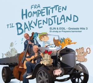 Bilde av Fra Hompetitten til Bakvendtland - Elin & Egil -