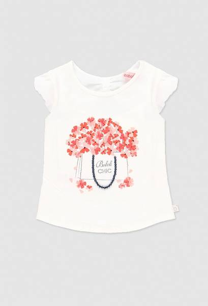 Bilde av Boboli T-skjorte jente 729424