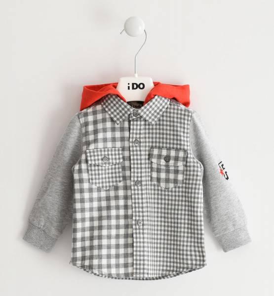 Bilde av IDO Skjorte med hette J209