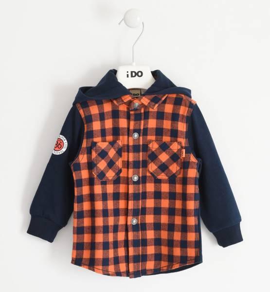 Bilde av IDO Skjorte med hette 1400
