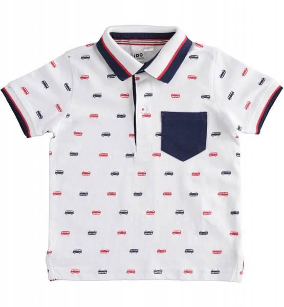 Bilde av IDO Polo T-skjorte J677