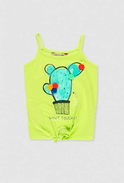 Bilde av Boboli T-skjorte jente 439028