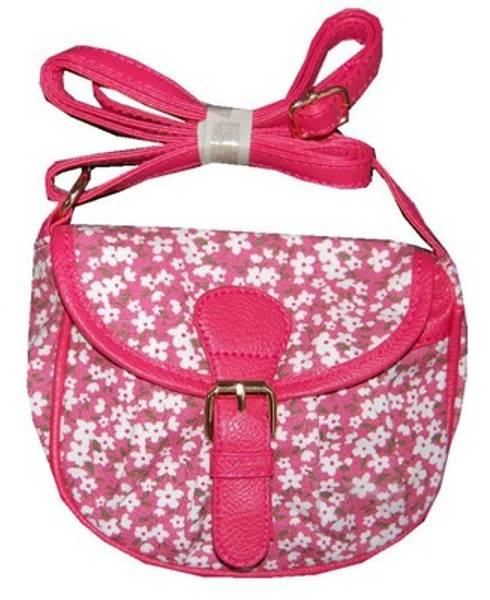 Bilde av Veske med blomster rosa Coralico 858578