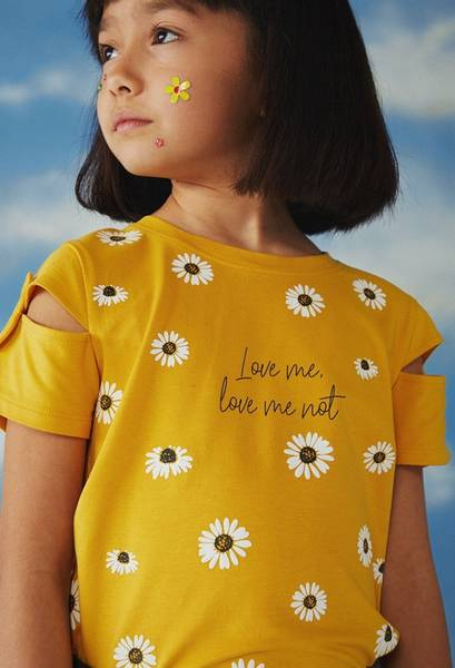 Bilde av Boboli T-skjorte jente 409126