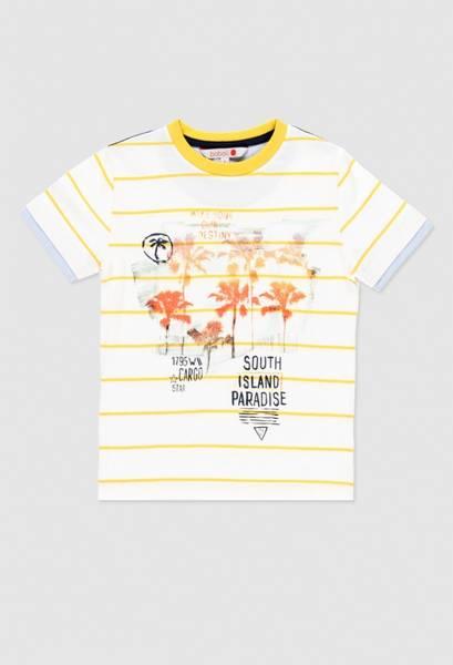 Bilde av Boboli T-skjorte gutt 519061