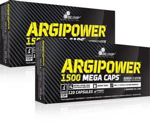 Bilde av Olimp Argipower 1500 Mega - 120 kapsler -
