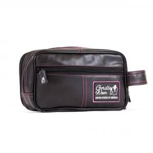Bilde av Gorilla Wear Toalettmappe - Black/Pink