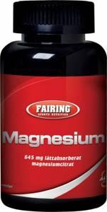 Bilde av Fairing Magnesium 645 mg - 100 stk