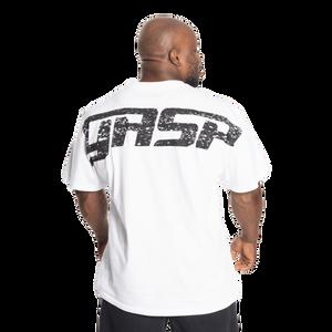 Bilde av Gasp Original tee - hvit/sort t-skjorte
