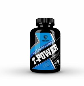 Bilde av Swedish Supplements T-Power 200 stk -